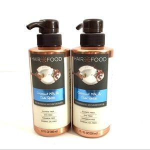2 Pack HAIR FOOD conditioner
